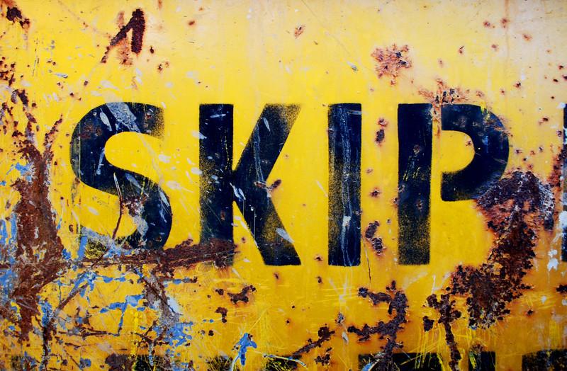 Skip word