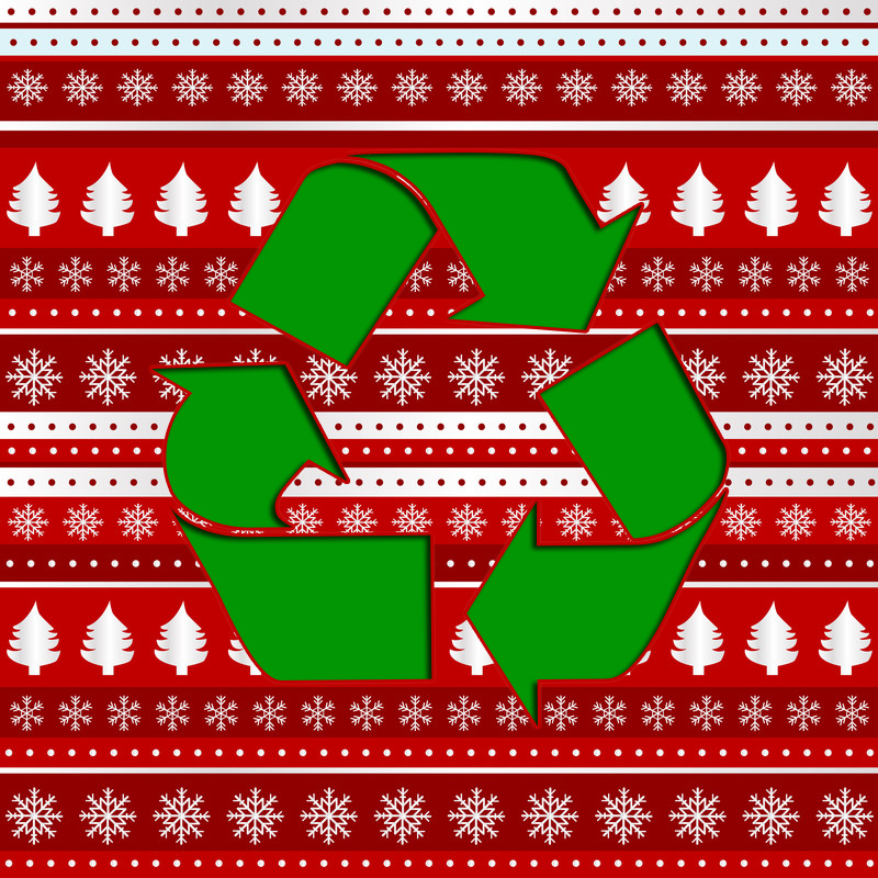 6 Ways You Can Recycle Your Christmas Cards This Year | The Skip Company