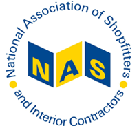 NAS National Assosiation of Shopfitters and Interior Contractors